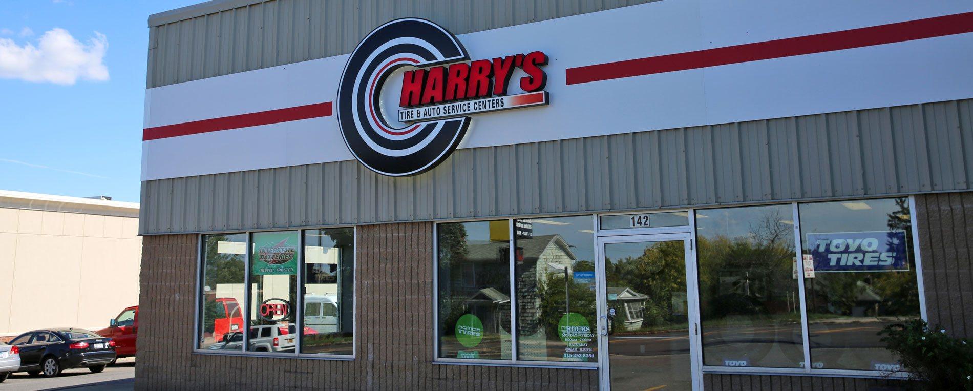 Harry's Tire
